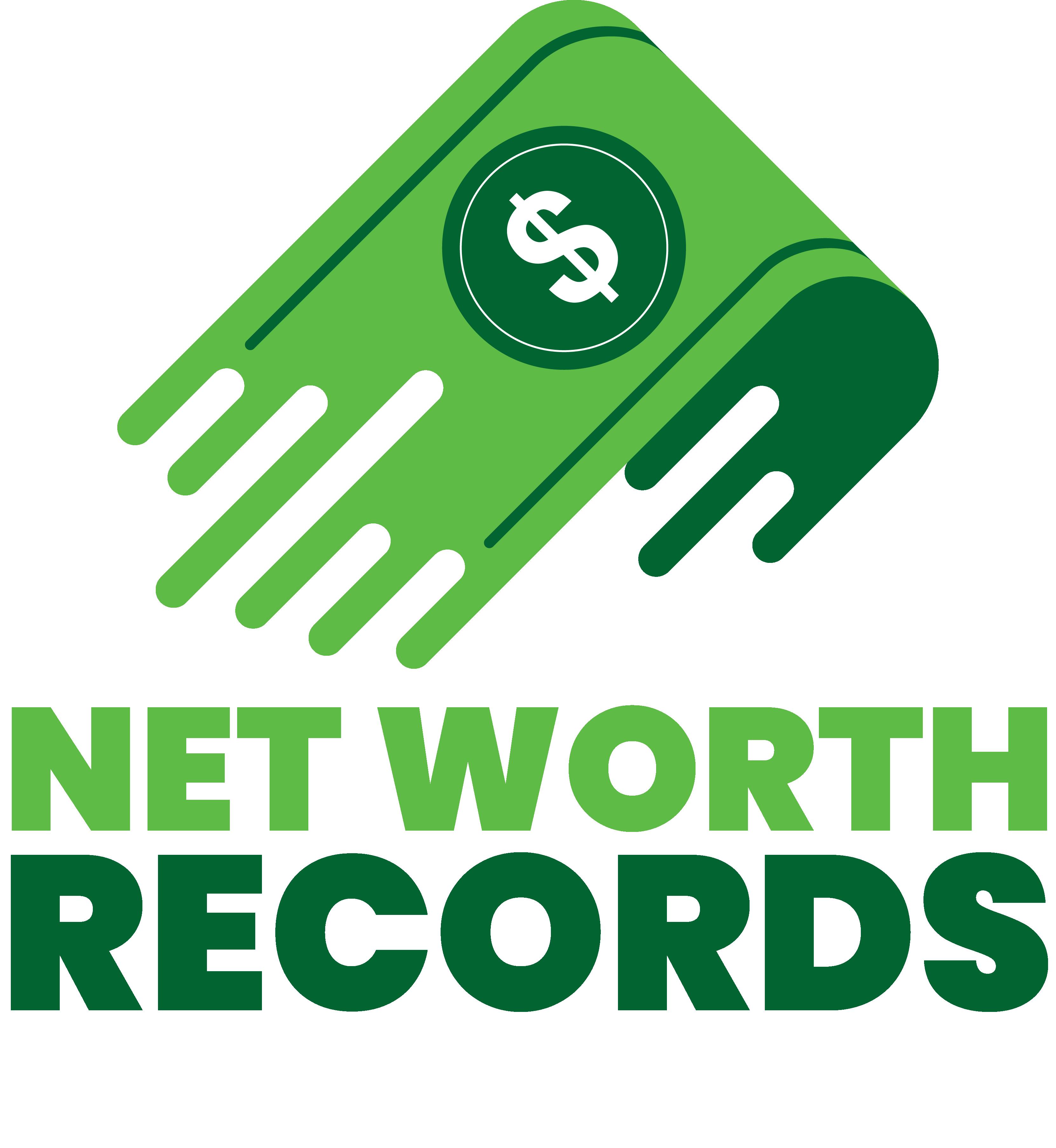 Net Worth Records