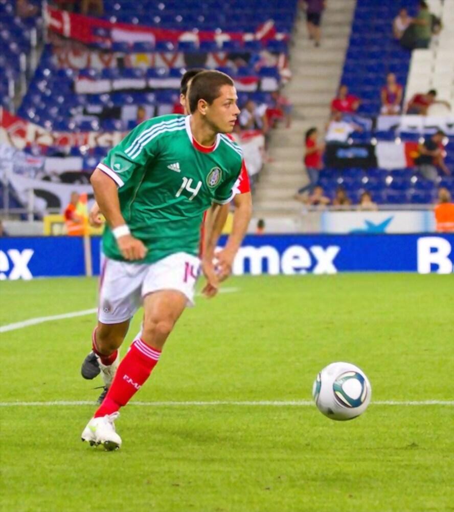 Javier Hernández Net Worth